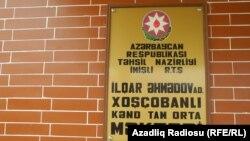 Xoşçobanlı kənd tam orta məktəbi