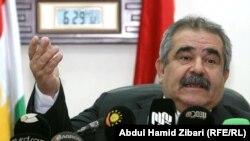 الدكتور طاهر هورامي