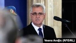 Президент Сербії Томислав Николич