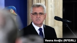 Presidenti i Serbisë, Tomisllav Nikolliq - foto arkivi