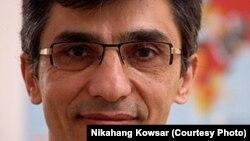 رضا معینی مسئول بخش ایران در سازمان گزارشگران بدون مرز