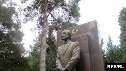 Əbülfəz Elçibəyin məzarı