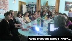 Форум на женски организации во Дебар.