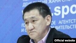 Назирдин Акылбеков. Сүрөт: sport.kg