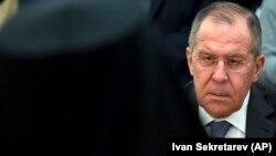 سرگی لاوروف، وزیر امور خارجه روسیه