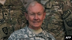 Chairman of the U.S. Joint Chiefs of Staff, General Martin Dempsey