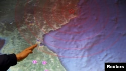 Vendi ku është kryer prova bërthamore nga ana e Koresë Veriore.