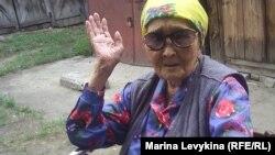 Ганикамал Шужебаева, жительница города Семей. 21 июня 2012 года.