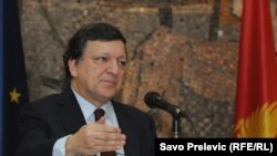 Глава Еврокомиссии Жозе Мануэль Баррозу