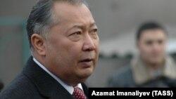 Курманбек Бакіеў, архіўнае фота