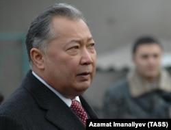 Құрманбек Бакиев.