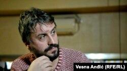 Glumac i aktivista Branislav Trifunović