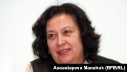Тамара Симахина, юрист прессозащитной организации «Адил соз».