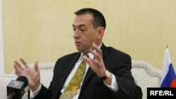 Russian Ambassador to Kabul Andrei Avetisyan talked to Radio Free Afghanistan in Kabul on December 24.
