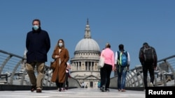 Броят на потвърдените случаи на коронавирус във Великобритания достигна 149 569