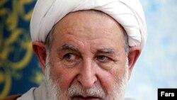 آیتالله محمد یزدی، نائب رئیس مجلس خبرگان رهبری و رئیس جامعه مدرسین حوزه علمیه
