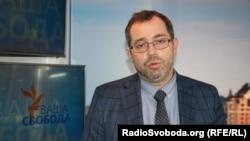 Андрій Юраш, директор департаменту у справах релігій та національностей Міністерства культури України