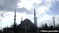 Masjidi Sulton Ahmad (Turkiya)