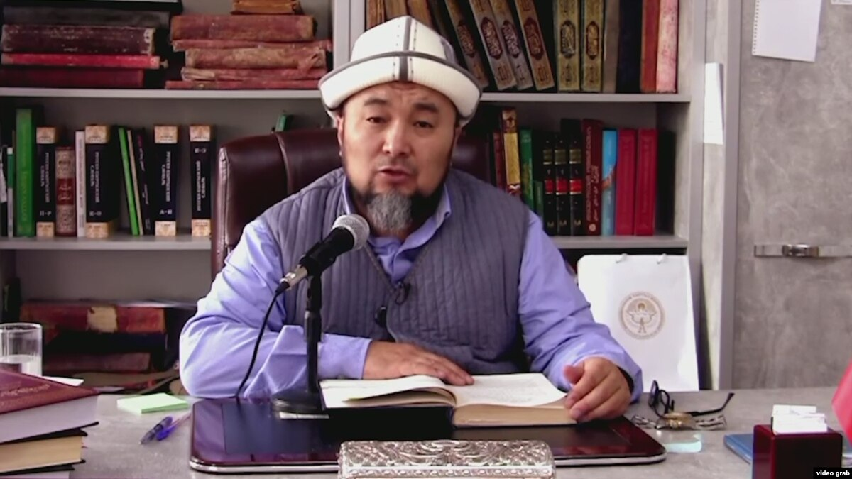 Of Mosque And State In Central Asia