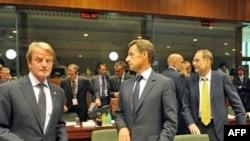 در بيانيه سران اتحاديه اروپا از کشورهای ديگر خواسته شده است که از به رسميت شناختن استقلال اوستيای جنوبی و آبخازيا، خودداری کنند.(عکس: AFP)