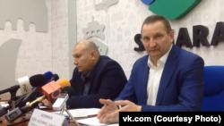 Дмитрий Карпов и Александр Андриянов