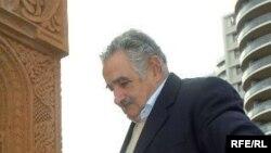 Uruqvay prezidenti José Mujica