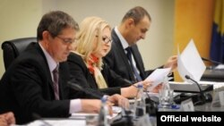 Kryenegociatorja kosovare Edita Tahiri (Foto arkiv)