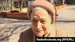 «Мені 86 років і ніяких пересторог вже не треба»