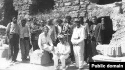 Участники экспедиции 1925 года
