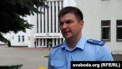 Пракурор Вадзім Кісель