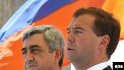 Президенты России и Армении подписали новый договор о развитии военного сотрудничества