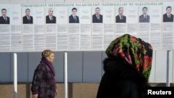 Türkmenistanda prezidentlik saýlawlarynyň geçirilmegine sanlyja gün galdy.