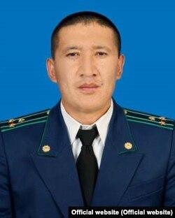 Анарбай Мамажакыпов.