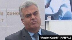Мӯсо Ғафуров