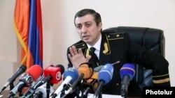Мігран Погосян (архівне фото)