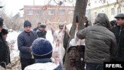 2007 елгы Корбан бәйрәме күренеше, Казан, 20 декабрь.