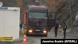 Granica između Srbije i Kosova