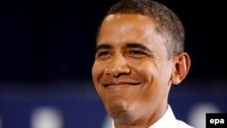 Američki predsjednik Barack Obama, 2008.