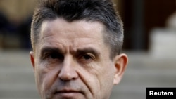 Представитель Следственного комитета России Владимир Маркин