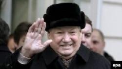 Россиянинг биринчи президенти Борис Елцин.
