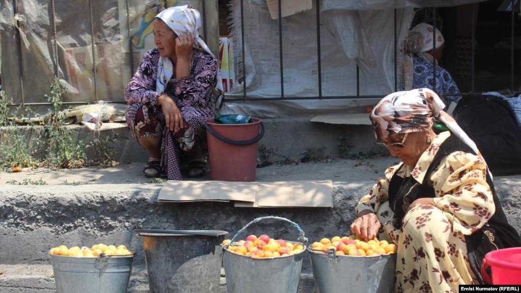 Средняя пенсия в Кыргызстане в 2018 году составляет 5 тысяч 401 сом или 78 долларов
