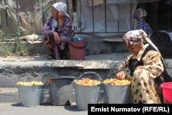 Средняя пенсия в Кыргызстане к концу 2020 года составляла 6 тысяч 61 сом или 72 доллара.