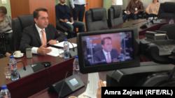 Lulzim Peci pred parlamentarnom komisijom, 26. jun 2013.