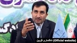 جمال انصاری؛ رئیسکل دادگستری قزوین