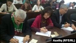 """Татарча диктант"" в Уфе. Архивное фото"