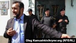 Голова ЦВК Курултаю кримськотатарського народу Заїр Смедляєв