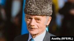 Депутат Верховной Рады Украины, бывший председатель Меджлис крымско-татарского народа Мустафа Джамилев
