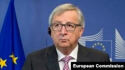 Жан-Клод Юнкер, Еуропа комиссиясының президенті.