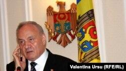 Молдова президенті Николае Тимофти.