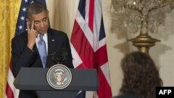 Washington - Presidenti i Shteteve të Bashkuara të Amerikës, Barack Obama 13Maj2013 (Ilustrim)